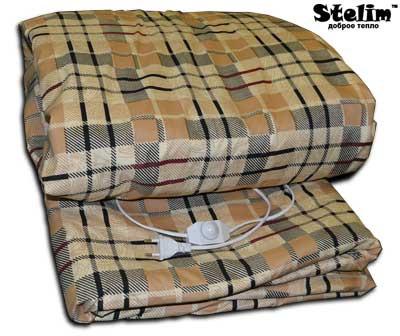 Двойное электрическое одеяло