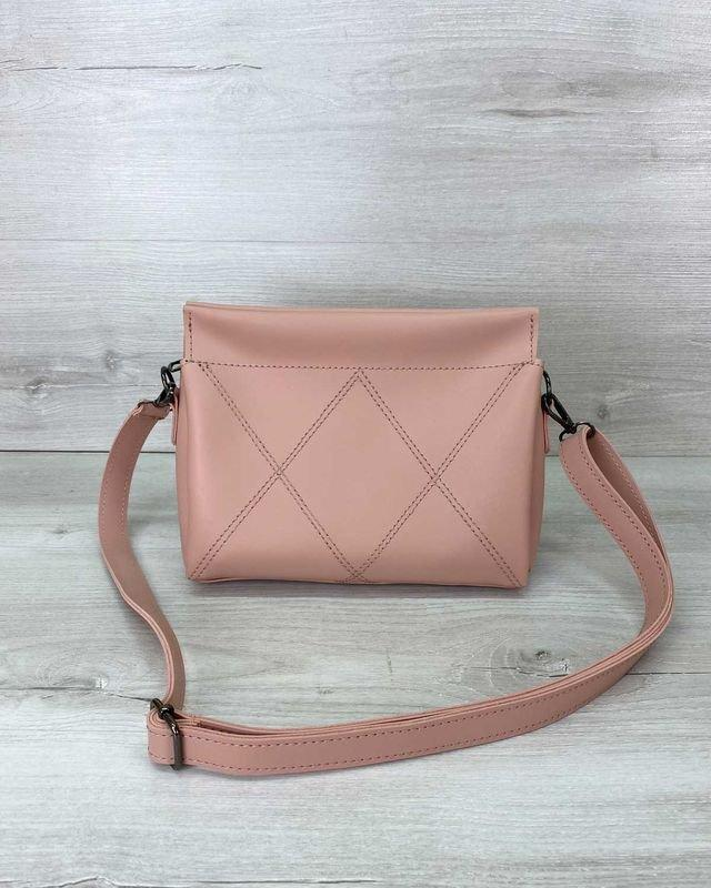 Женская сумка «Стелла» персик Welassie