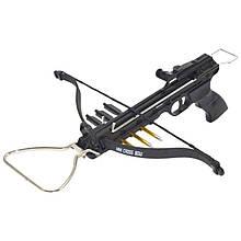Арбалет пистолетного типа Man Kung 80A3, комплект