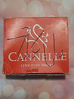 """Гачок """"CANNELLE"""" №2/0 (№13) довгу цівку. Франція., фото 1"""