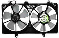 Вентилятор радиатора на Skoda Шкода Octavia Fabia Superb Felicia Favorit Praktik Yeti, фото 1