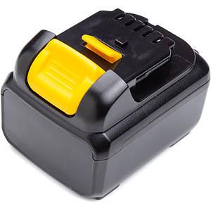 Аккумулятор PowerPlant для шуруповертов и электроинструментов DeWALT 12V 4.0Ah Li-ion (DCB120)