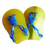 Лопатки для плавания Volna Hand Trainer