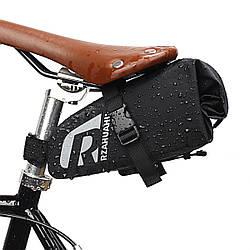 Сумка под седло велосипеда BAO-021, увеличение объема