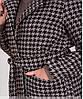Жіноче демісезонне пальто 46-48, фото 3