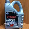 Моторное масло FUCHS TITAN SUPERSYN LONGLIFE 0w-40 4л.
