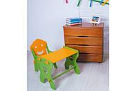 Детский комплект Маус желто-зеленый (Микс-Мебель ТМ)