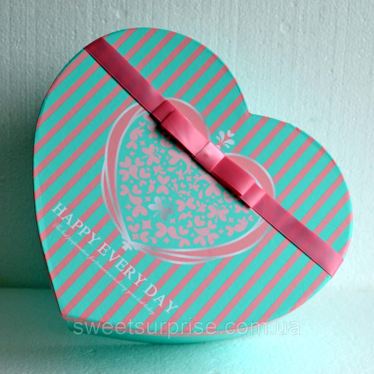 """Подарок для любимой """"Сладкое сердце"""" (большое)"""