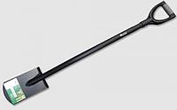 Лопата металлическая прямая для пересадки растений WORTH KT-W2220 Bradas