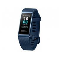 Фитнес-браслет HUAWEI Band 3 Pro Blue (55023009)