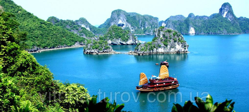 """Экскурсионный тур во Вьетнам """"Короткое знакомство с Севером. Ханой..."""" на 4 дня / 3 ночи"""