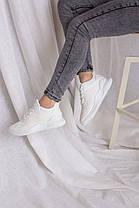 Кроссовки женские Fashion Doves 2492 36 размер 23 см Белый, фото 2