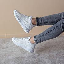 Кроссовки женские Fashion Doves 2492 36 размер 23 см Белый, фото 3
