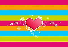"Вафельна картинка  ""LOVE"""