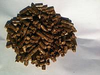 Пеллеты высокого качества  из лузги подсолнуха для твердотопливных котлов.