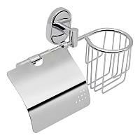 Держатель для туалетной бумаги Lidz (CRM)-114.03.02
