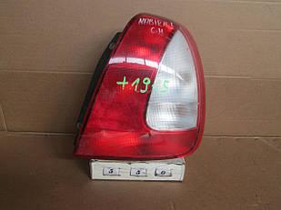 №550  Б/у ліхтар задній  правий  96190750 для  Daewoo Nubira 1997-1999(седан)