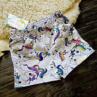 Детские шорты единорожки Five Stars HD0449-128p