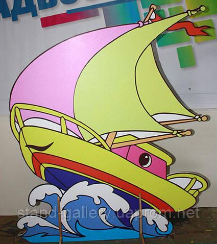 Оформление детского праздника, декорации для аниматоров