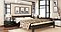 Кровать деревянная Рената двуспальная, фото 5