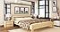 Кровать деревянная Рената двуспальная, фото 7