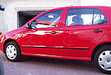 Молдинги на двери для Skoda Fabia I 1999-2007, фото 2