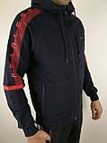 Мужская кофта с капюшоном, фото 6