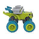 Машинка Зег Вспыш и чудо машинки Fisher-Price Blaze & the Monster Machines Zeg GWX80, фото 3