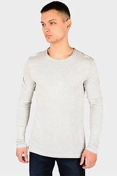 Батник мужской светло-серый размер XL AAA 128261M