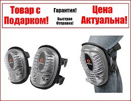 Наколенники защитные, противоскользящие накладки из ПВХ, ткань 600D, гелевые подушки INTERTOOL SP-0052