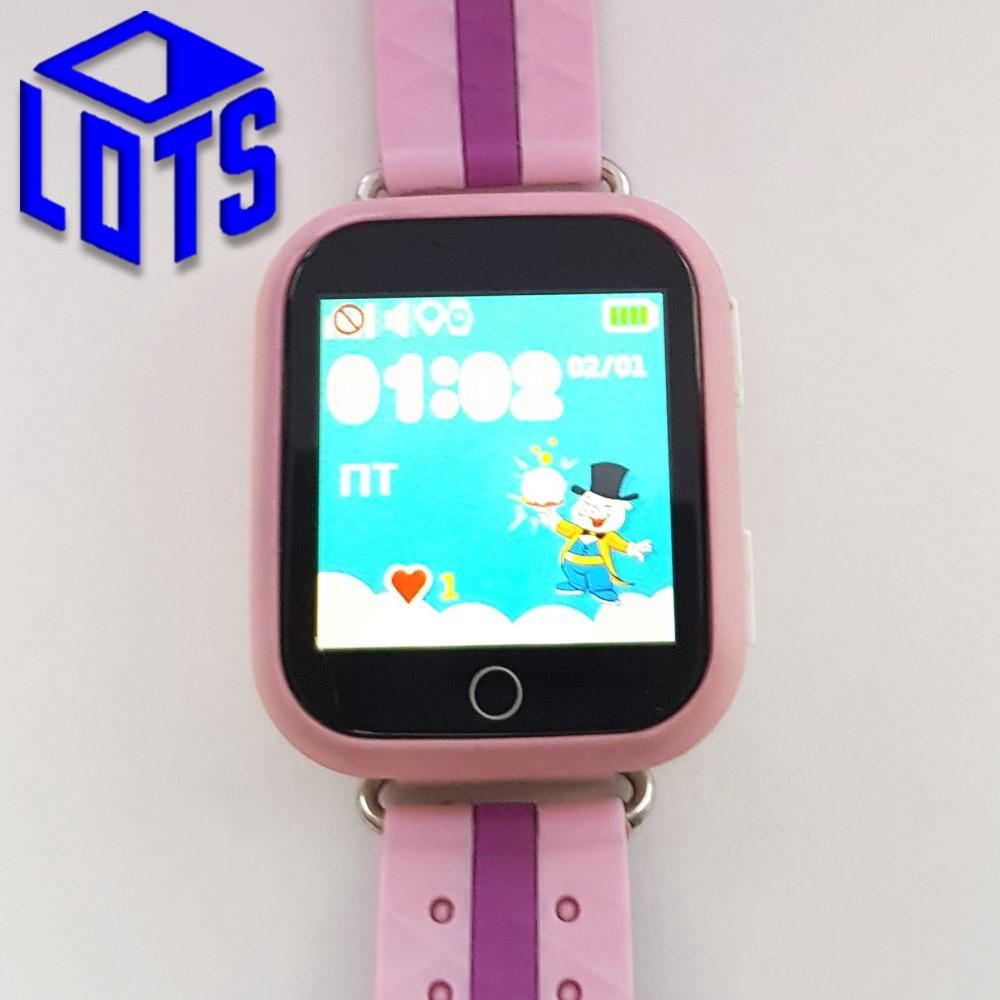 Смарт-Часы Детские Б/У ATRIX Smart Watch iQ100