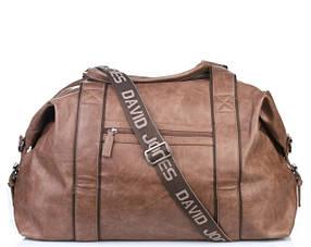 Дорожная сумка DAVID JONES 3241 D/CAMEL