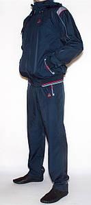 Спортивний чоловічий костюм з плащової тканини SOCCER 4033