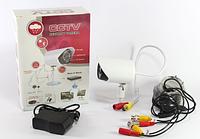 Внешняя цветная Аналоговая камера видеонаблюдения CCTV 529 AKT