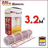 Нагревательный мат 3.2м² Warmstad WSM-485 Теплый пол под плитку электрический