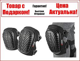 Наколенники защитные, противоскользящие накладки из ПВХ, ткань 600D, гелевые подушки INTERTOOL SP-0055