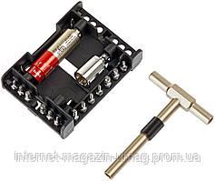 Інструмент Fix It Sticks Multi-Torque Driver Kit з динамометричним обмежувачем, 15-65 Inch Lb
