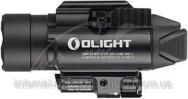 Фонарь Olight Baldr Pro ЛЦУ, зеленый лазер ц:черный