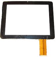 Сенсор (Тачскрин) для планшета Sanei N90 (Черный)