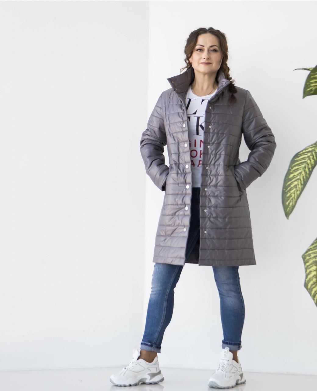"""Куртка женская  """"Кира"""" весенняя в размере 48-54"""