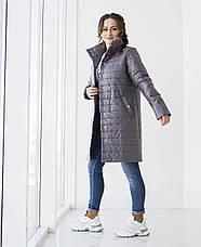 """Куртка женская  """"Кира"""" весенняя в размере 48-54, фото 3"""