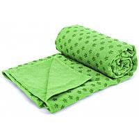 Коврик полотенце для йоги   Килимок рушник для йоги MaxFight Miracle Towel