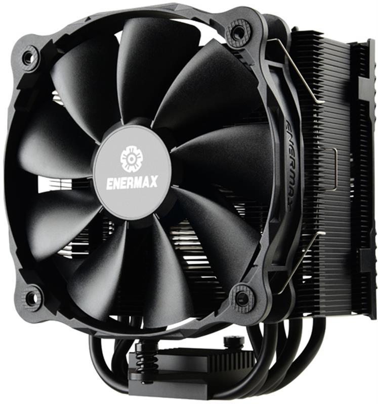 Кулер процесорний Enermax ETS-T50 AXE (ETS-T50A-FSS), Intel: