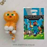 "Іграшка Тигреня Minecraft - ""Tiger"" - 18 см"