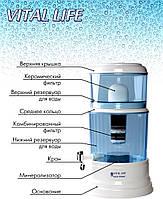 Фильтр для очистки воды Vital Life