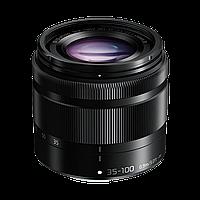 Объектив Panasonic Lumix G Vario H-FS35100E-K Micro 4/3 Lens 35-100 MM F/4-5.6 ASPH MEGA O.I.S.