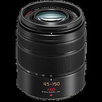 Объектив Panasonic Lumix G Vario H-FS45150E-K Micro 4/3 Lens 45-150 MM F/4-5.6 ASPH MEGA O.I.S.