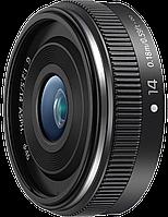 Об'єктив Panasonic Lumix G H-H014AE-K Micro 4/3 Lens 14 MM F/2.5 II ASPH