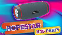 Hopestar / Портативная беспроводная колонка Hopestar H45 party