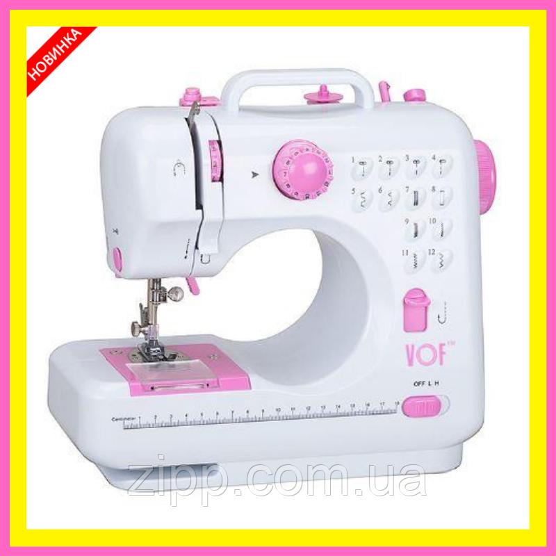 Швейная машинка 505A Портативная швейная машина Многофункциональная швейная машина